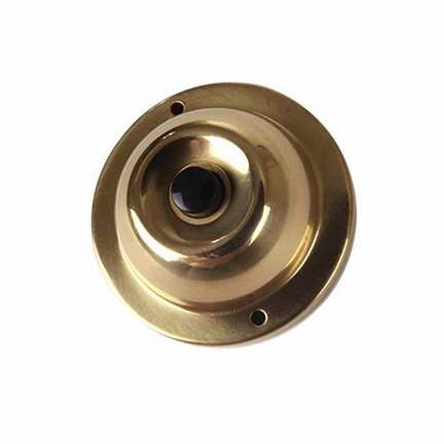EDW 600 2-5/16 BRASS PUSHBUTTON CS=50