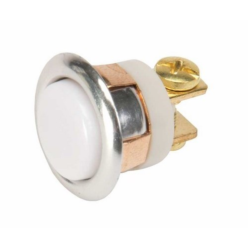 EDW 620 5/8 LOW-VOLT CHROME PUSHBUTTON cs=30