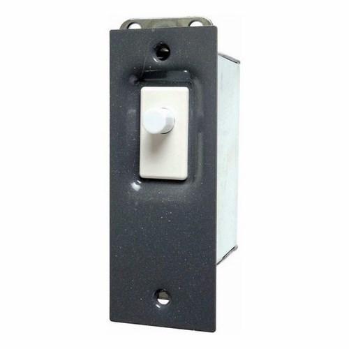 Edwards Signaling™ 503A Door Light Switch, 120 VAC, 6 A, Gray