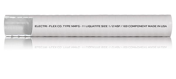 "NMFG 13 1"" WHITE 100' COIL"