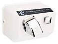 Excel Dryer,76-W,76W WHITE 110/120V SM