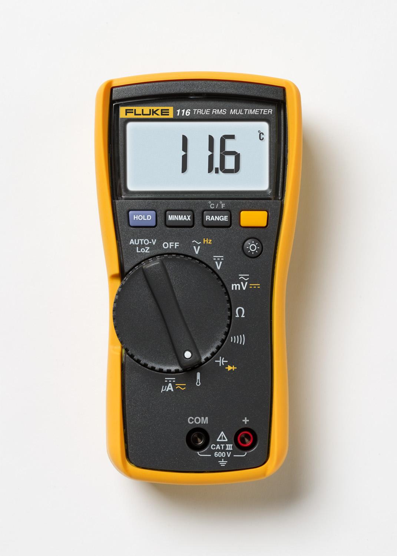 Fluke FLUKE-116 600 VAC/VDC Digital Multimeter