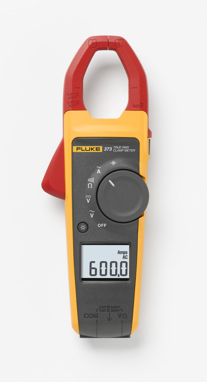 FLUKE 373 600A AC DIGITAL CLAM METER 3780249
