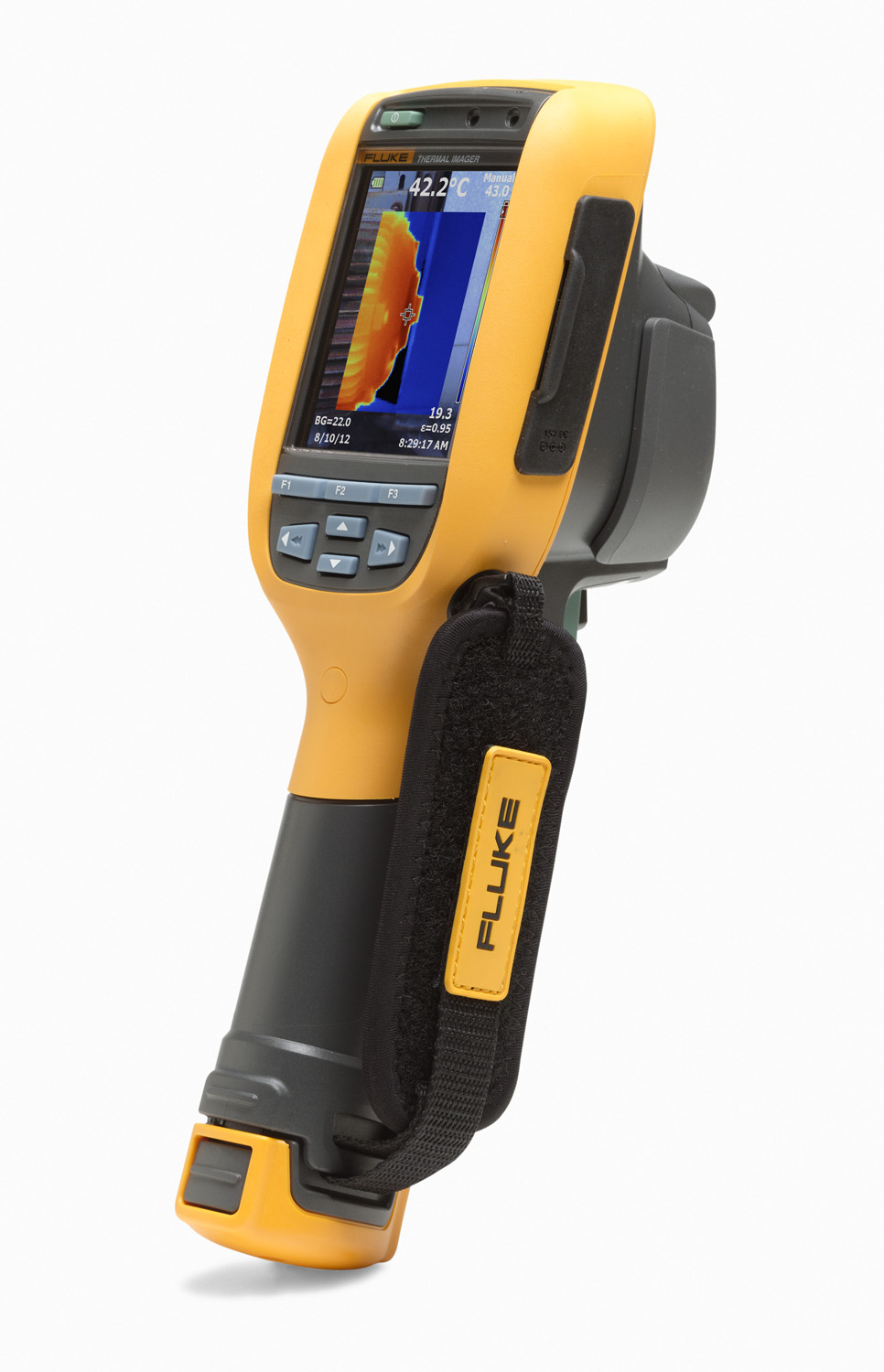 FLUKE Ti105 INDUSTRIAL-COMMERCIAL THERMAL IMAGER 30HZ