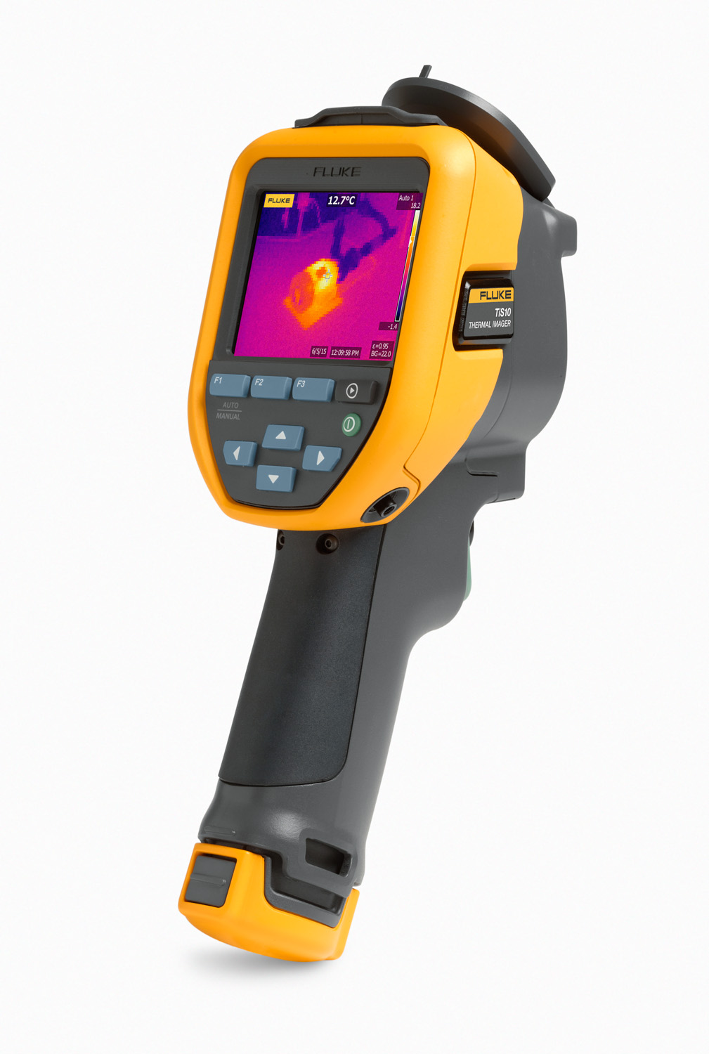 FLUKE TIS10 9HZ 9Hz/80X60 RESOLUTION FIXED FOCUS THERMAL IMAGER (-4 TO 482 F) 4697036