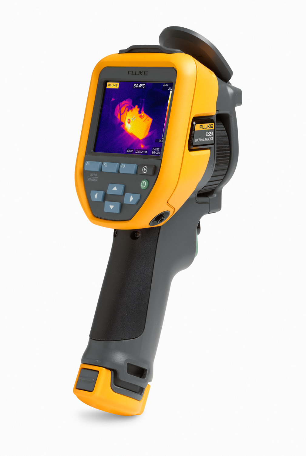 FLUTIS55 30HZ 30HZ THRML IMAGER MANUAL FOCUS 220X165, FLUKE