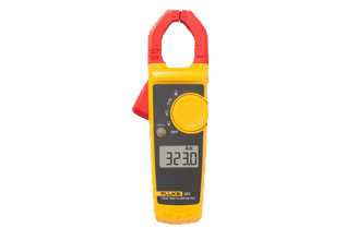 FLU FLUKE-323 400A AC TRUE RMS CLAMP METER