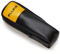 Fluke,C33,Fluke® C33 Soft Carrying Case, 2 in H x 4-7/8 in W x 10-7/8 in D, Vinyl