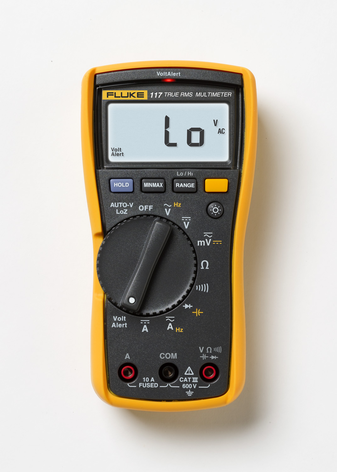 FLK FLUKE-117 ELECTRICIANS TRUE RMS MULTIMETER