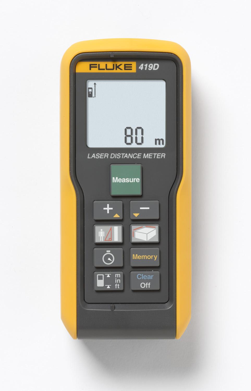 Fluke Van Meter Inc Thermometer Infrared 59 Max 419d