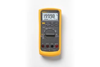 Fluke,FLUKE-87-5,Fluke® 80 True-RMS Digital Multimeter, 0 to 1000 VAC, 10 A, 50 mOhm, 20000 Count Digital Display