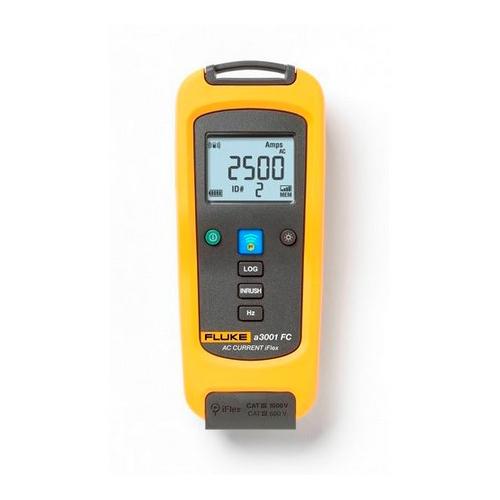 Fluke,FLK-A3001FC,Fluke® iFlex® A3001FC Wireless Clamp Meter Module, 2500 VAC, 0.5 to 2500 A, 2.4 GHz ISM, 3 at 1100 A Crest