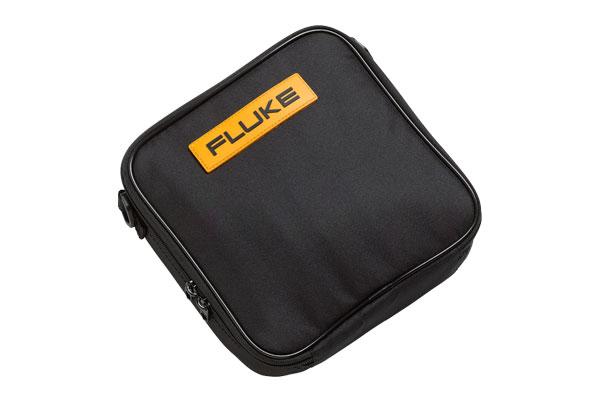 Fluke,C116,Fluke® C116 Soft Carrying Case, 2 in L x 8-3/4 in W x 8-3/4 in D, Polyester