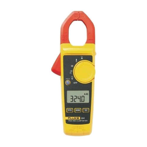 FLK FLUKE-324 400A AC TRUE RMS CLAMP METER W/TEMP