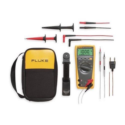Fluke FLUKE-179/EDA2 1000 VAC/VDC 20 Amp Electrician Multimeter Combination Kit
