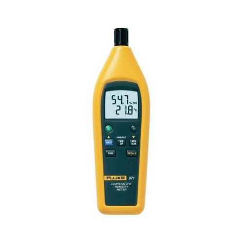 Fluke FLUKE-971 60 Degrees C Temperature Humidity Meter