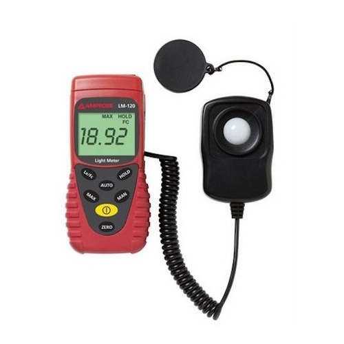 FLU LM-120 LIGHT METER AUTO RANGING