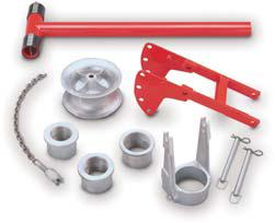 Puller Base Extension Kit