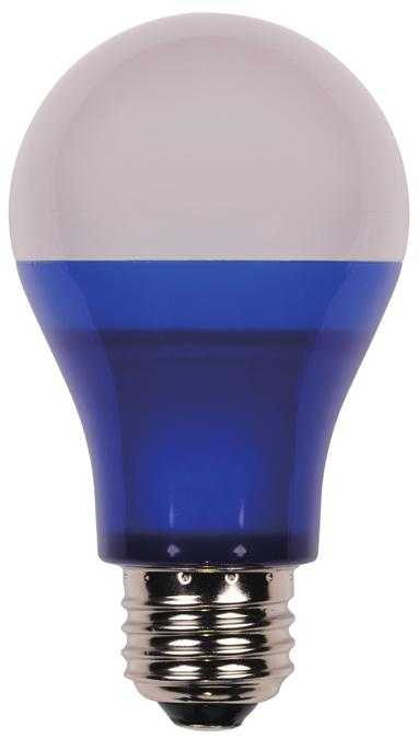 ANG 0315400 ANG LED 6W A19 120V LAMP BLUE