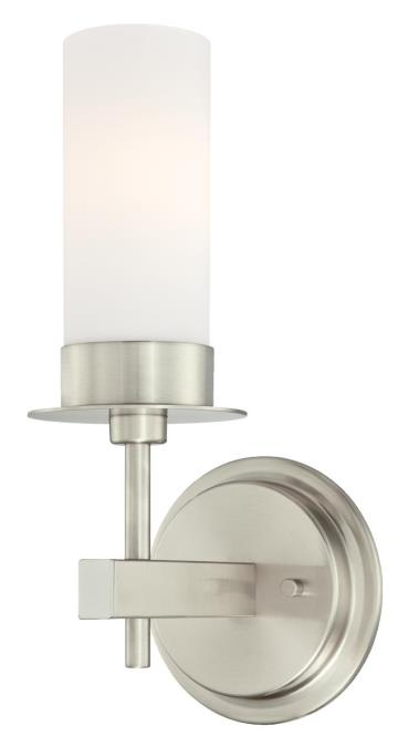 6327300 WESTINGHOUSE ROSWELL ONE-LIGHT INDOOR WALL FIXTURE