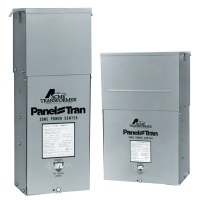 Panel-Tran Zone Power Centers Single Phase, 60 Hz 480 Primary Volts 240-120 Secondary Volts