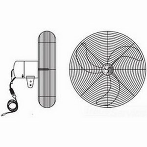 air 8CP-2B AIR FAN PEDESTAL ADJUSTABLE 5'-8'