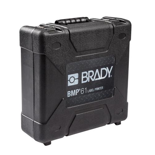 BMP-HC-1 BRADY CASE, BMP61 PRINTER