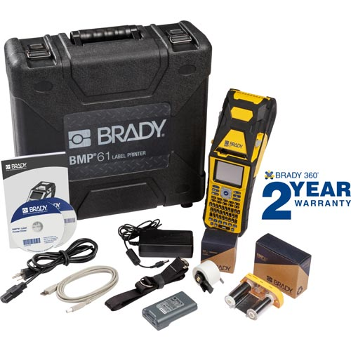 BMP61 BRADY PORTABLE PRINTER 146229