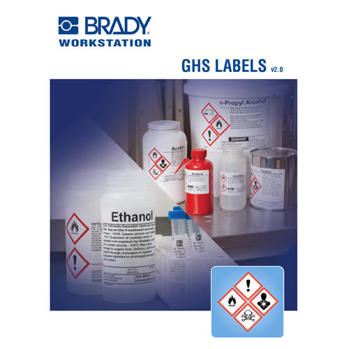 Brady®,BWRK-GHS-DWN,DOWNLOAD FOR GHS LABELS APP