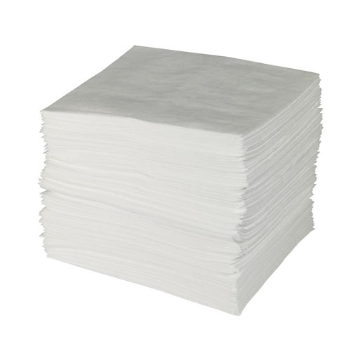 SPC® ENV® MAXX® ENV100 Enhanced Heavy Weight Absorbent Pad, 19 in L x 15 in W x 1-Ply THK, 33 gal Absorption Capacity, Meltblown Polypropylene