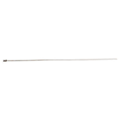 B7316 STEEL CABLE TIE, 0.181x14.566
