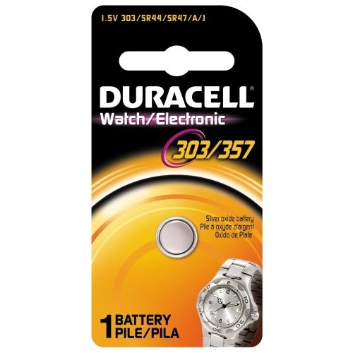 DUR D303/357PK 1.5V WATCH BATTERY