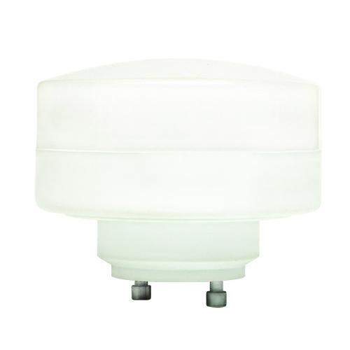 GU24 BI-PIN LED LAMP, 9-WATT
