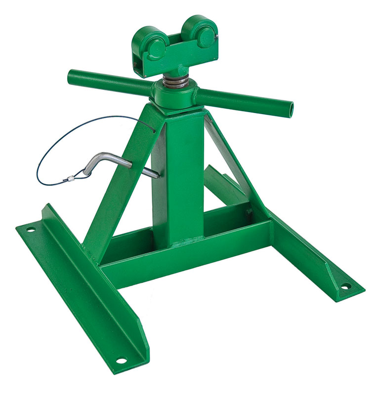 Greenlee,687,Greenlee® 687 Jack Stand Assembly or Reel Stand, Screw