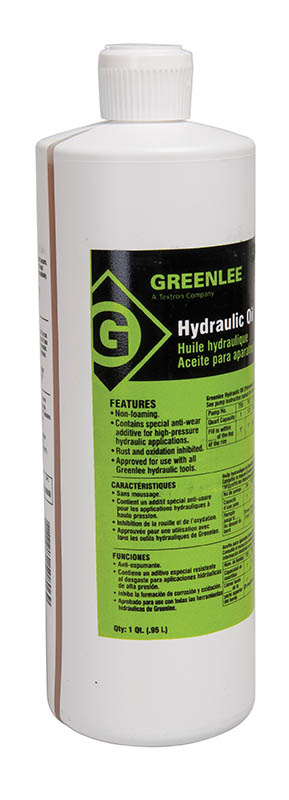 GRE 4017GB OIL-HYDRAULIC 1QT (IN QT. CONTAINER)