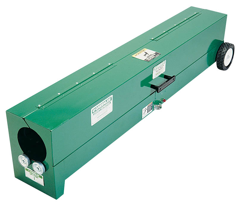 GRE851 GRN 851 1/2-4-IN PVC HEATER;Greenlee® 851 Electric PVC Heater, 1/2 to 4 in Capacity, 120 VAC, Steel Housing