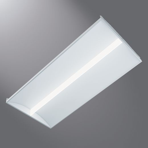 CPR 24SR-LD2-39-C-UNV-L840-CD1-U LED, 2'x4' SkyRidge, WaveStream, 3900 Lumens, 85 CRI, 4000K, UNV 0-10V Dimming D