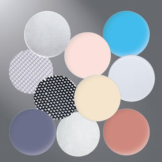 Cooper IRiS,LHEX,Cooper Lighting Accessory® LHEX Light Fixture Reflector, Ris Components & Accessory Lamp, Recessed Mount