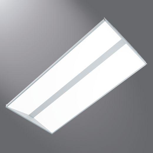 Metalux Specification,24EN-LD2-67-UNV-L835-CD1-U,Cooper Lighting Encounter LED Series® 24EN-LD2-67-UNV-L835-CD1-U Recessed Lighting Fixture, LED Lamp, 120 to 277 V