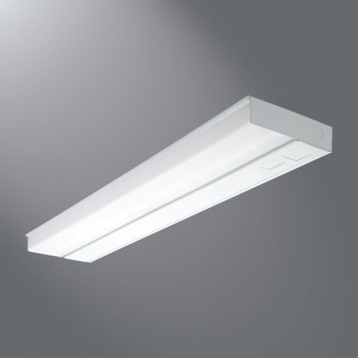 Cooper Metalux,UC21T5113,Metalux® UC21T5113 Under Cabinet Light, 1 T8 Fluorescent Lamp, 13 W Fixture, 120 VAC, White Housing