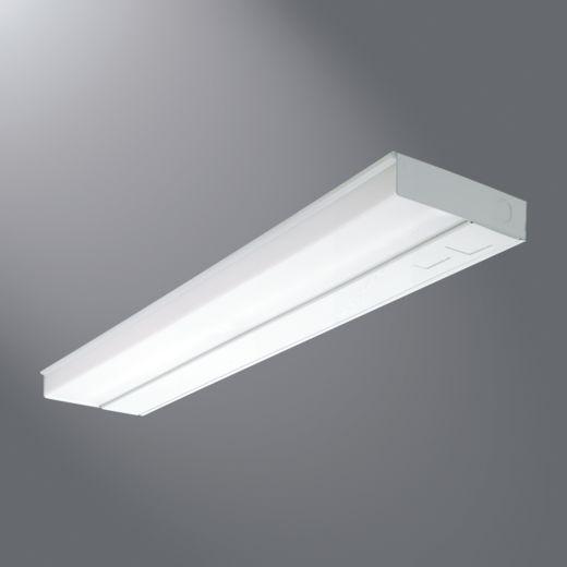 Cooper Metalux,UC36T8125,Metalux® UC36T8125 Under Cabinet Light, 1 T8 Fluorescent Lamp, 25 W Fixture, 120 VAC, White Housing