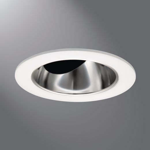 Cooper IRiS,E3AAC,Eaton Lighting E3AAC Adjustable Accent, For Use With Iris Optical Elements, 3 in, Clear Reflector