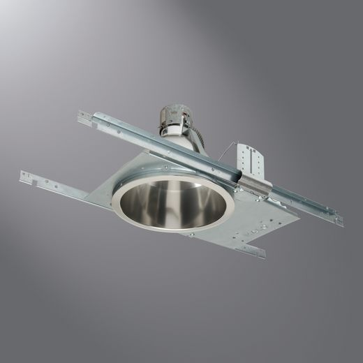 Cooper Halo Commercial,PD8V142E,Cooper Lighting PD8V142 Vertical Commercial Lamp Housing, 120 to 277 VAC