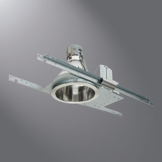 Cooper Halo Commercial,60V1GC,Halo 60V1GC Vertical Reflector, Boat Shape, LED Lamp, 9.5 in L x 8.5 in W x 8.687 in H, Recessed Mount, Aluminum