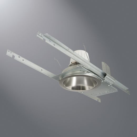 Cooper Halo Commercial,61VC,Halo 61VC Self-Flanged Vertical Reflector, LED Lamp, 11 in L x 8 in W x 5 in H, Recessed Mount, Aluminum