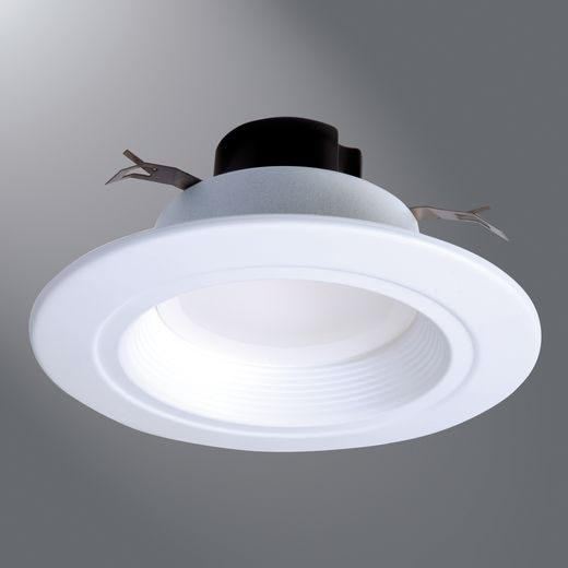 Halo - Recessed,RL560WH6927,Cooper Lighting RL56 600 Adjustable Gimbal Dimmable Retrofit LED Module, LED Lamp, 8.7 W Fixture, 5/6 in Ceiling Opening