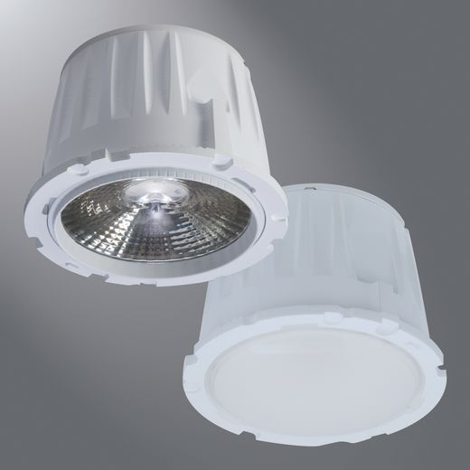 Halo - Recessed,ML5612930,Halo 900 Dimmable Retrofit LED Module With Beam Forming Reflector, LED Lamp, 17.5 W Fixture, 5/6 in Ceiling Opening