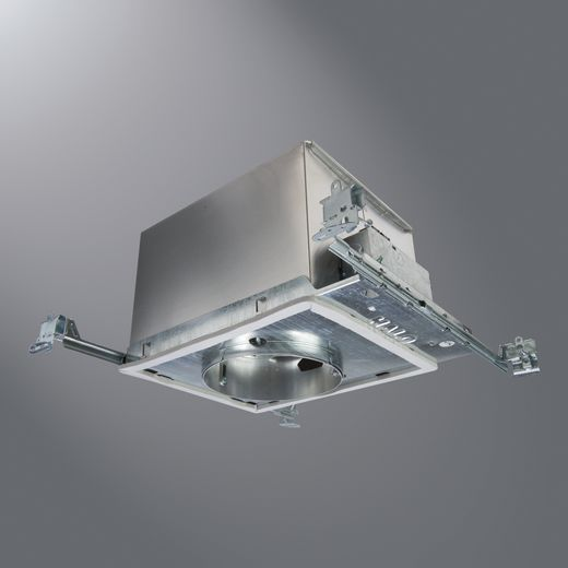 Cooper Halo,H645IC,Halo H645IC IC Rated Sloped Housing, Incandescent Lamp, Insulated Insulation, 120 VAC, 6-1/2 in Ceiling Opening