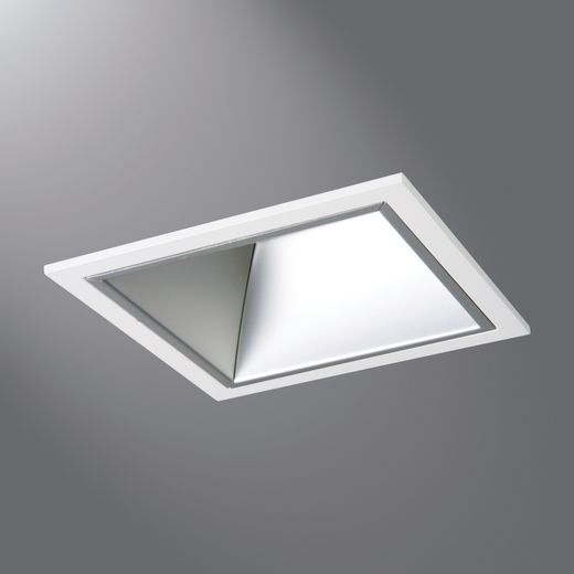 Cooper IRiS,E4MRH,Cooper Lighting E4MR, E4MRCB® E4MRH Lamp Reflector, Ris Optical Element Lamp, Recessed Mount