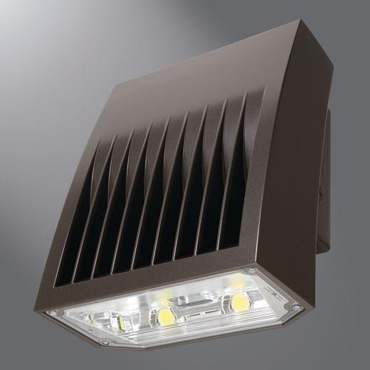 COO XTOR8B LED BRONZE WALLPACK - 81